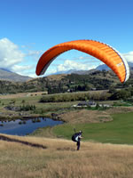 PG1 Paragliding Course, Queenstown, New Zealand